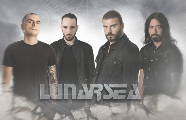 Lunarsea: new lyric video with Björn 'Speed' (Soilwork) as guest!