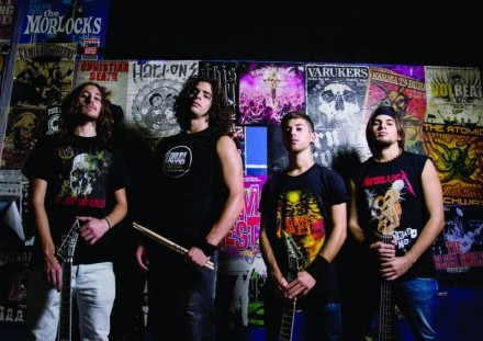 Ultra-Violence: sign for Candlelight Records …and new video