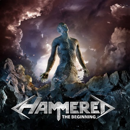 Hammered CD artwork