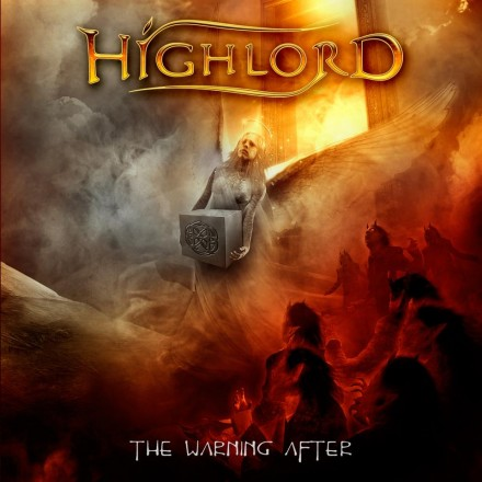 "Highlord ""The Warning After"" Cover art"