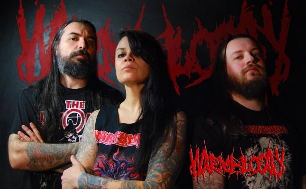 "Warmblood: ""Blood Resurrection"" videoclip posted on-line!"