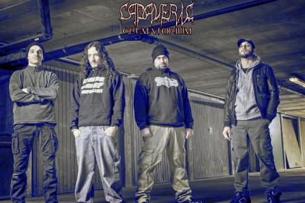 Cadaveric Crematorium: news from the band