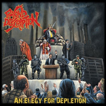 Beyond Description cover album