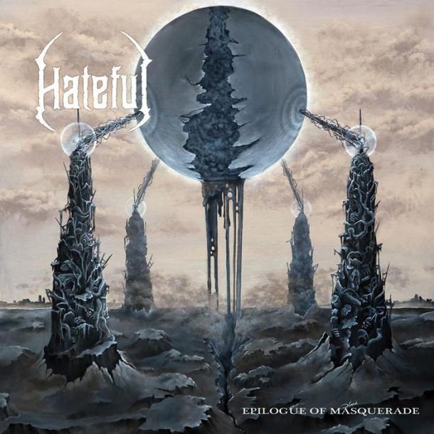 Hateful cover album revealed