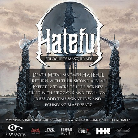 Hateful: New Song Available For Streaming on YouTube