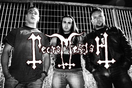Necromessiah: Signs With Punishment 18 Records!