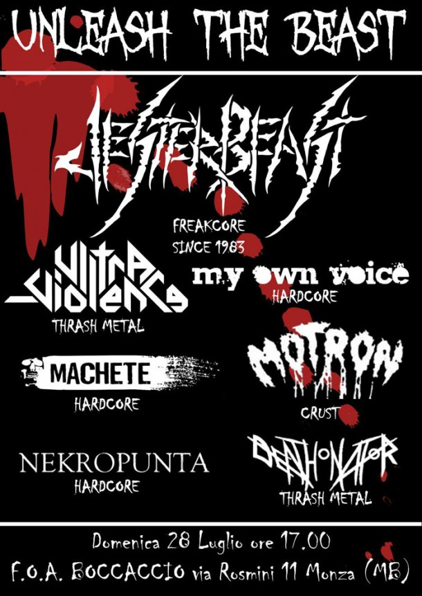 Ultra-Violence: Live at Unleash The Beast!