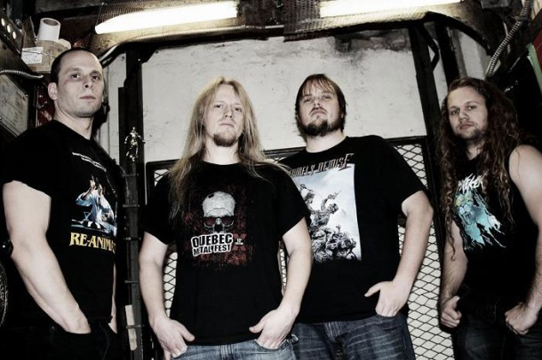"Untimely Demise: ""Spiritual Embezzlement"" Lyric Video"