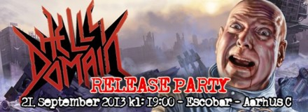 Hell's Domain: Release Party Live!