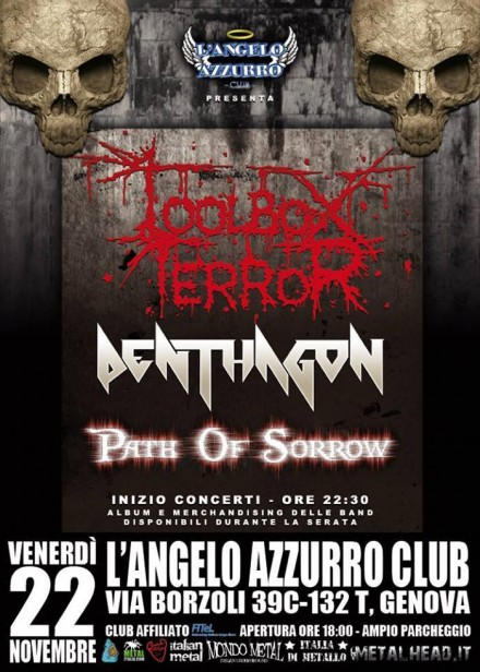 "Penthagon Live ""Special Terror Night"""