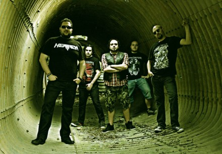 Ancient Dome: signs new deal with Punishment 18 Records
