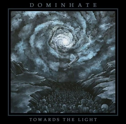 Dominhate: album cover and streaming of a new song