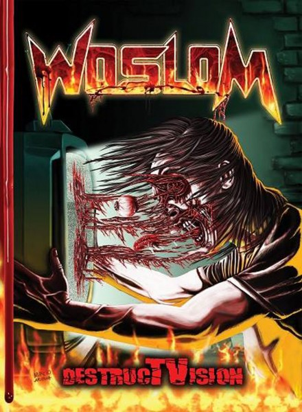 Woslom: new DVD to arrive very soon