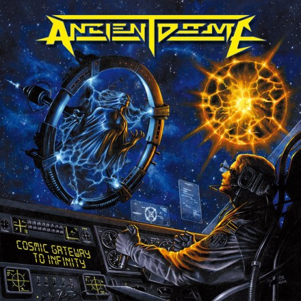 Ancient Dome: cover of the new album