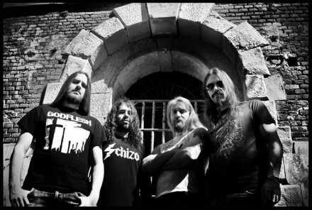 Total Death: finishing work on new album