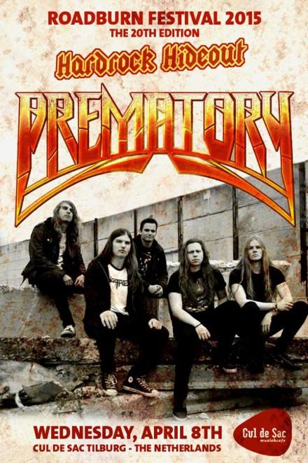"Prematory: Live at ""Roadburn Festival"" 2015"