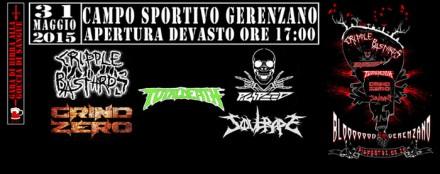 "Total Death and Soul Rape: Live at ""Bloooooooood In Gerenzano"""