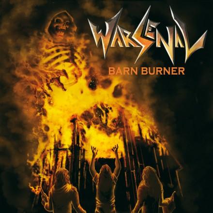 Warsenal: 'Barn Burner' artwork revealed