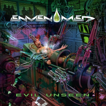 Envenomed: 'Burn the Sun' video posted on YouTube