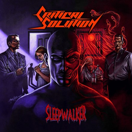 Critical Solution: new album out on January 25th!