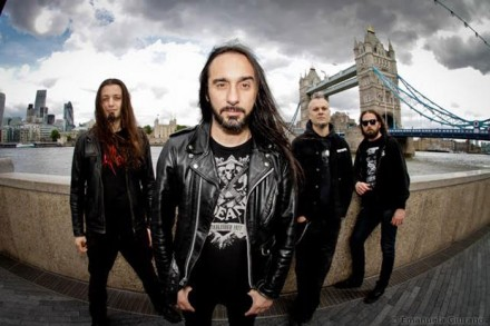 Extrema: premiere new song and music video 'Carcasses' on Revolver