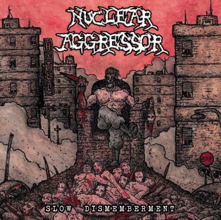 Nuclear Aggressor: new song available for streaming on SoundCloud