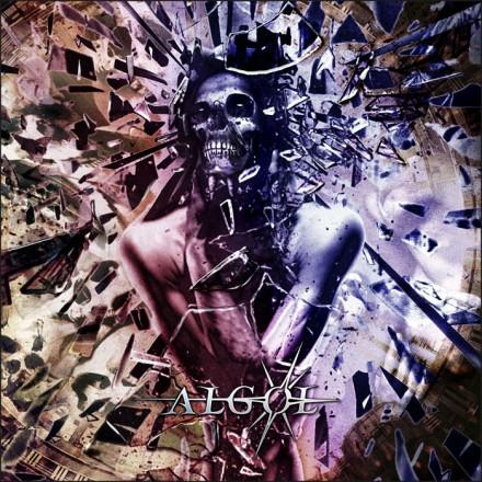 Algol: reveals album front cover