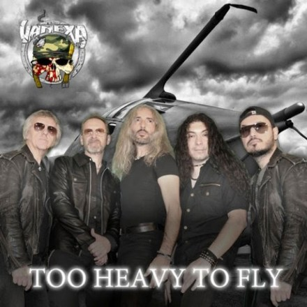 "Vanexa: ""Too Heavy To Fly"" promo teaser posted on-line"