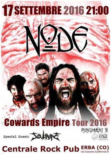 Node: Cowards Empire Tour 2016