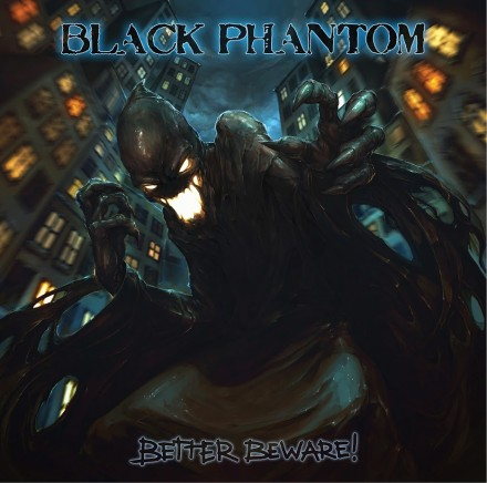 Black Phantom: tracklist, cover and release date!