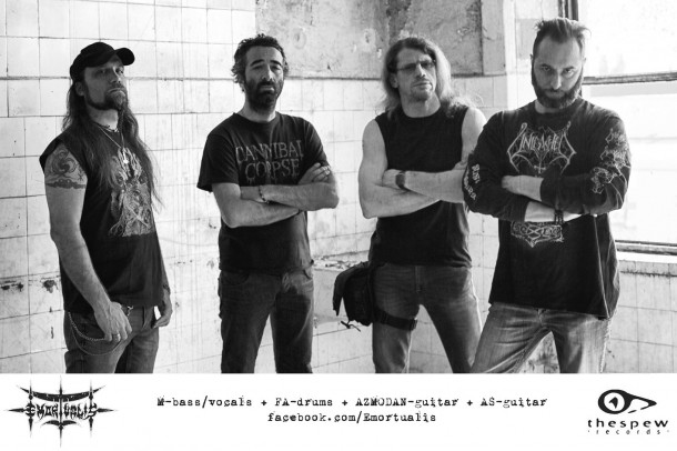 Emortualis: definitive tracklist unveiled