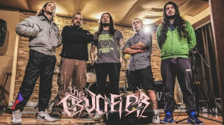 The Crucifier: signs for Punishment 18 Records