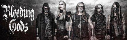 Bleeding Gods: sing for Nuclear Blast Records!