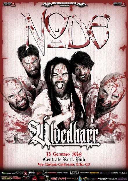 Node: show speciale al rock pub centrale ad Erba