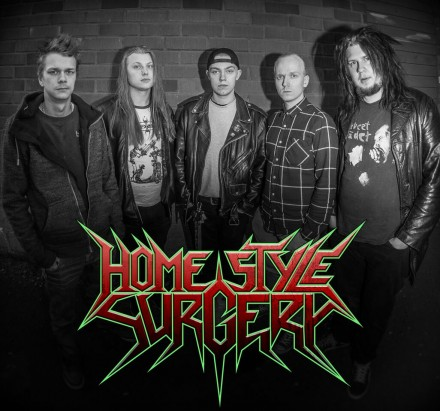 "Home Style Surgery: ""Trauma Gallery"" tracklist unveiled"