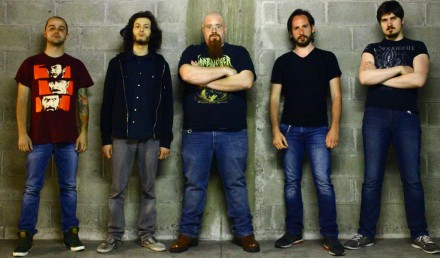Rawfoil: signs for Punishment 18 Records