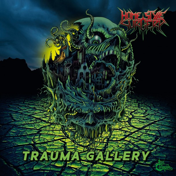 "Home Style Surgery: ""Trauma Gallery"" artwork posted on-line"