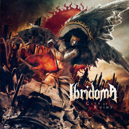 Ibridoma: cover artwork unveiled