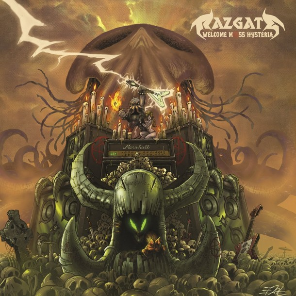 "Razgate: ""Welcome Mass Hysteria"" will be released in October"