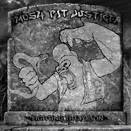 Mosh-Pit Justice: cover and release date revealed