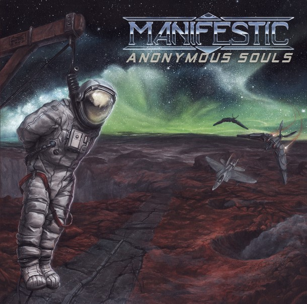 "Manifestic: ""Anonymous Souls"" cover artwork revealed"