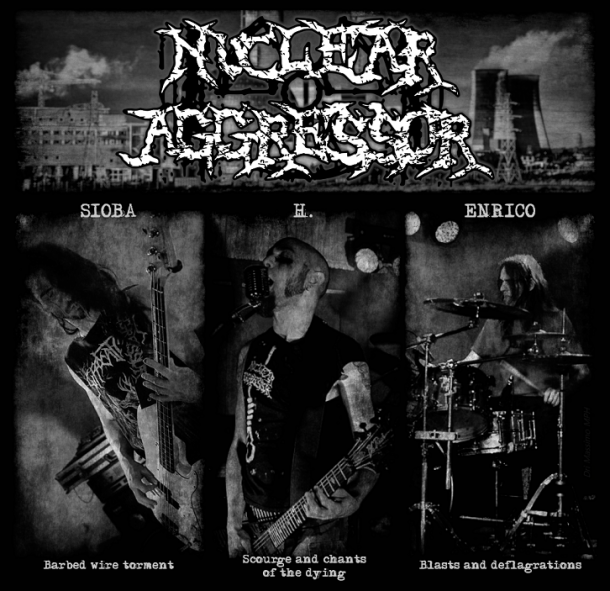 Nuclear Aggressor: announces the new drummer!
