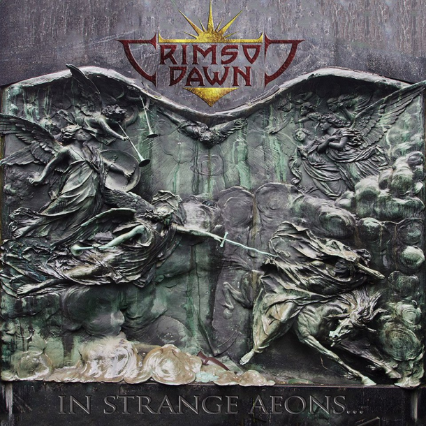 "Crimson Dawn: ""In Strange Aeons…"" vinyl limited edition available!"