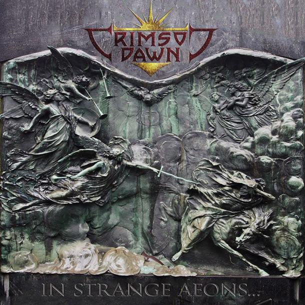 "Crimson Dawn: ""In Strange Aeons…"" vinyl limited edition available!"