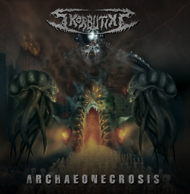 "Skorbutiks: il nuovo album ""Archaeonecrosis"", ascolta ""The Pernicious March"""