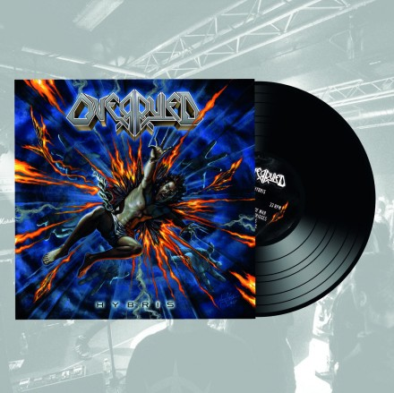 "Overruled: vinyl version for ""Hybris"" available now!"