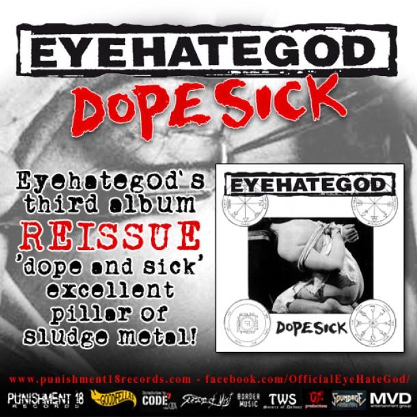 Eyehategod album reissue!