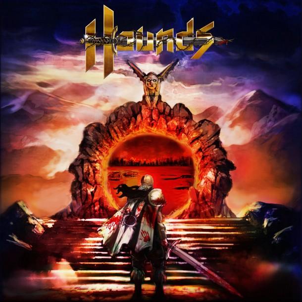 Hounds: recordings by Tino Paratore (Broken Glazz, Headcrasher, Braindamage)