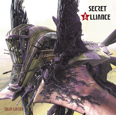 Secret Alliance: artwork and tracklist revealed!