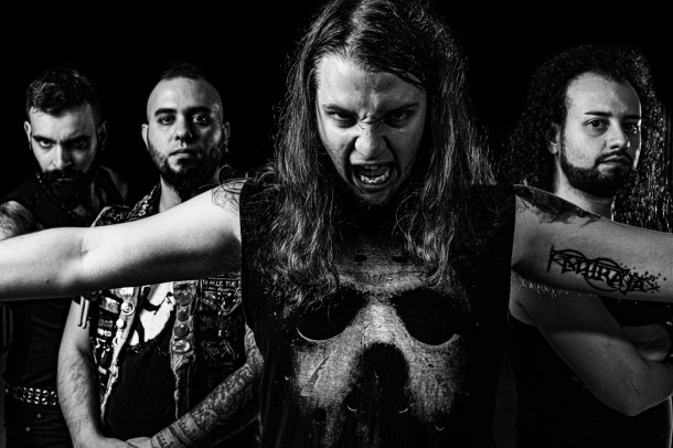 Reverber: signs a contract with Punishment 18 Records!